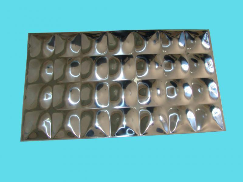 Chapa perfurada alumínio preço