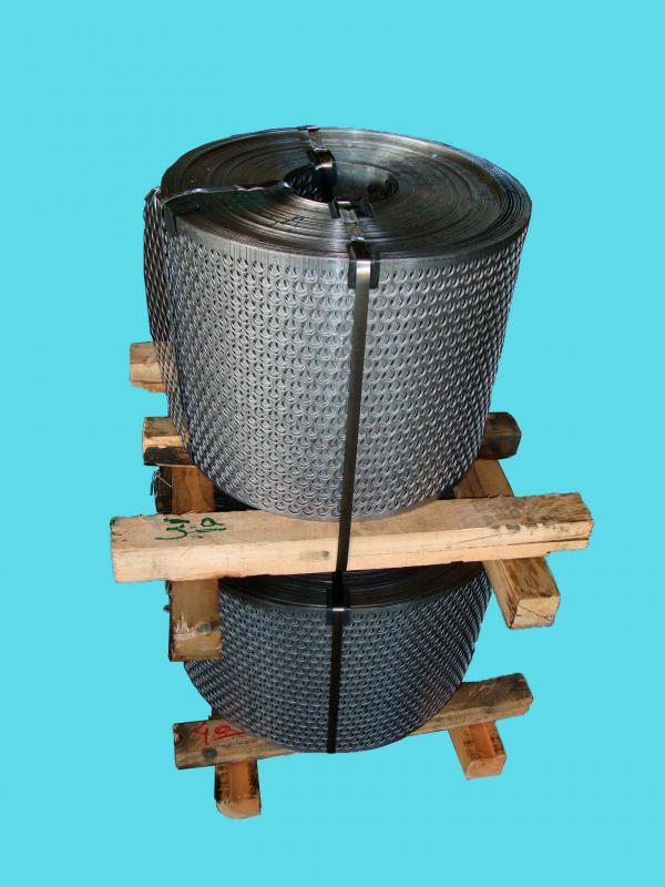 Chapas de aço inox perfuradas